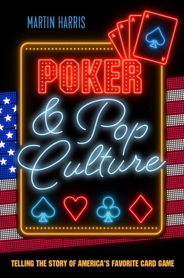 Martin Harris, 'Poker & Pop Culture' (2019)